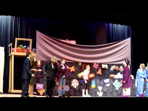 Selden Middle School- Willy Wonka Jr. 1/29/11