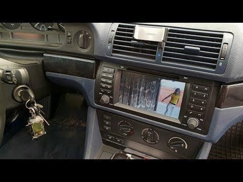 Штатная Android-магнитола для BMW E39