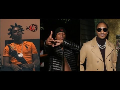 Kodak Black Says Future Tried to Sign him to FBG. He also may have sent shots at NBA Youngboy