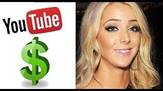 How Much Does Jenna Marbles Make on Youtube 2016