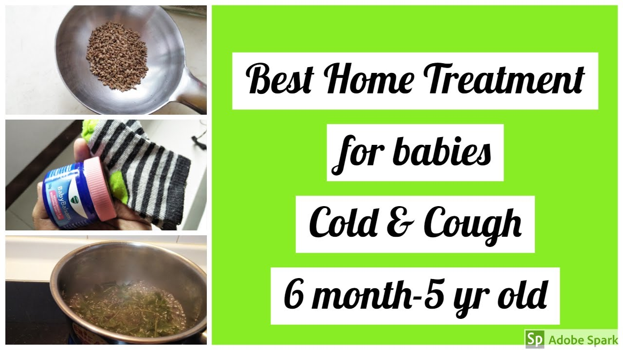 6 BEST HOME REMEDIES FOR BABY COLD & COUGH IN TAMIL/BABY ...