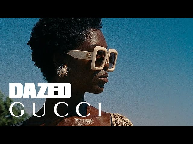 Jodie Turner-Smith Presents 'Jackie' | Absolute Beginners | Dazed and Gucci