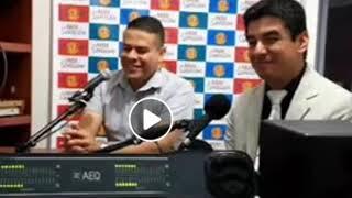Pastor Gerson Tobar Entrevista a Julio César Clavijo