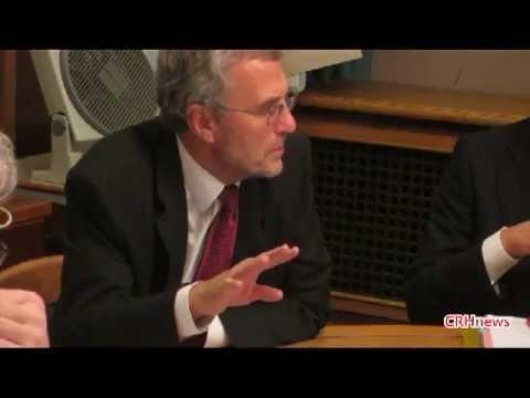 CRHnews - [4-4] Essex Crime Czar Alston on integrity, de-criminalising cannabis and St Valentine