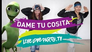 Dame Tu Cosita Dance Challenge | Live Love Party