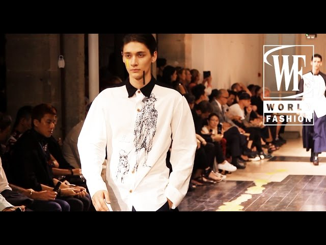 Yohji Yamamoto Spring-Summer 2016 Paris Mens Fashion Week