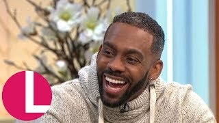 Dancing on Ice Evictee Richard Blackwood on His Exit and Gemma Collins | Lorraine