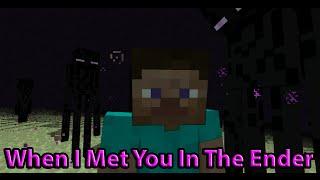 """Ender"" - Minecraft Parody of Calvin Harris Summer (Music Video) thumbnail"
