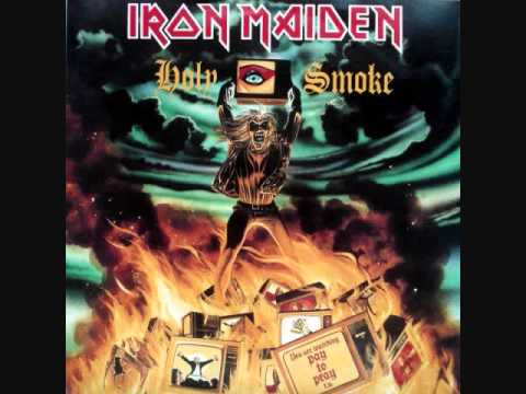 Клип Iron Maiden - Kill Me Ce Soir
