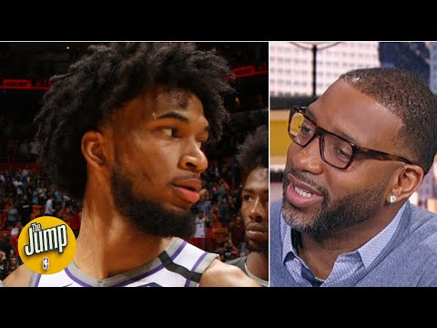 hey,-marvin-bagley:-when-are-these-big-games-going-to-start-happening?---tracy-mcgrady-|-the-jump