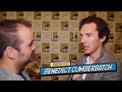 Sherlock Season 4 interviews - Benedict Cumberbatch, Mark Gatiss, Amanda Abbington & Steven Moffat