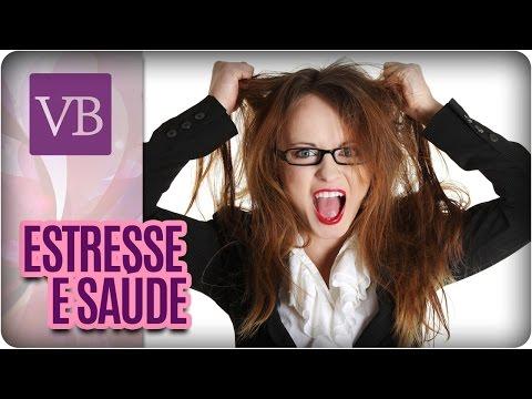 Como controlar o Estresse  - Você Bonita (27/09/16)