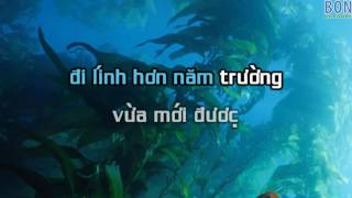 Anh Ba Hưng - Karaoke