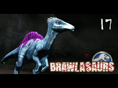 Spinoraptor | BRAWLASAURS WEEK | Jurassic World: The Game [Episode 17]