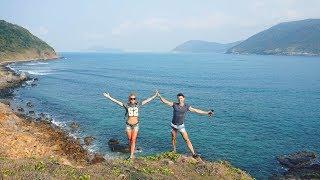 Самый НЕТУРИСТИЧЕСКИЙ остров ВЬЕТНАМА -  КОН ДАО! Отдых во Вьетнаме 2018