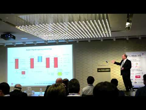 5th Asia-Pacific Base Oil Conference: James Brunk