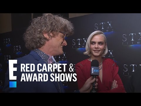 Cara Delevingne Will Shave Her Head for Movie Role | E! Live from the Red Carpet