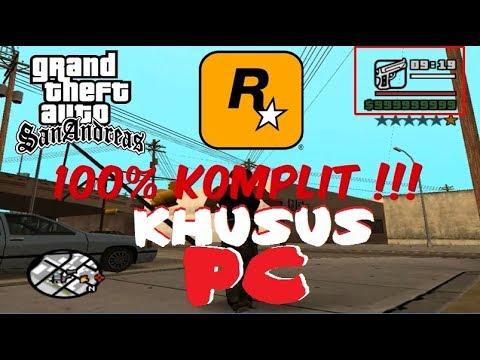 CHEAT GTA SAN ANDREAS TAMAT 100% KOMPLIT !!! (KHUSUS PC)