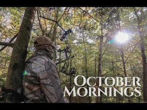 Bow Hunting NY ; First October Morning