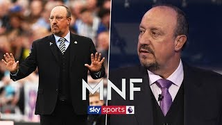 Rafa Benitez on his time as Newcastle manager & the plans he had for the team | MNF