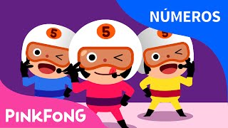 Video Cuenta de 5 en 5 | Números | PINKFONG Canciones Infantiles download MP3, 3GP, MP4, WEBM, AVI, FLV Agustus 2018