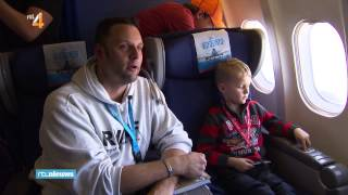 KLM MD-11 Farewell Flight - RTL Nieuws