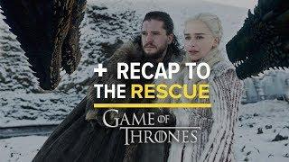 'Game of Thrones' Season 8, Episode 1 - Recap to the Rescue