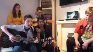 """Lila Wolken - Marteria,Yasha & Miss Platnum"" Cover by Afraid of Honesty"