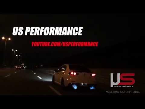 MITSUBISHI EVO X 750+ Hp - US PERFORMANCE GARAJ SOHBETLERİ