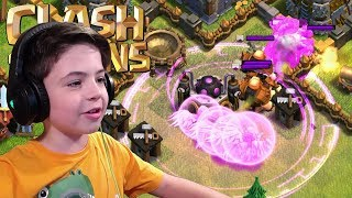 RAGE ATTACK - Clash of Clans