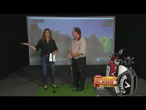 Get a Golf Simulator Inside Your Home!