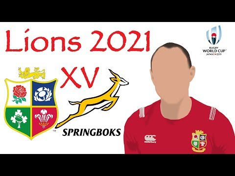 LIONS 2021! | Could This British & Irish Lions Team Beat World Champions South Africa In 2021?