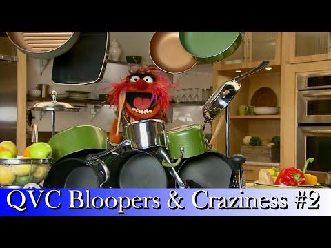 QVC Bloopers & Craziness #2