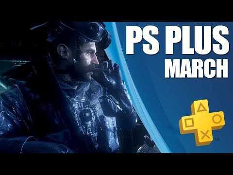 PlayStation Plus Monthly Games - March 2019