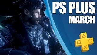 PlayStation Plus Monthly Games - March 2019 thumbnail