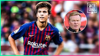 Riqui Puig: the revenge of Koeman's least favorite player at FC Barcelona | Oh My Goal