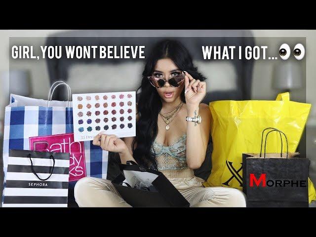 HUGE Shopping Haul 2018 ???? Daisy Marquez