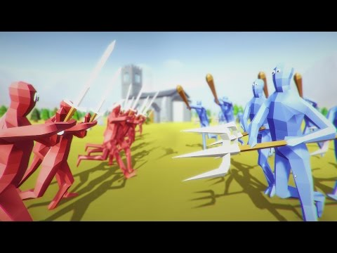 T.A.B.S: Totally Accurate Battle Simulator...