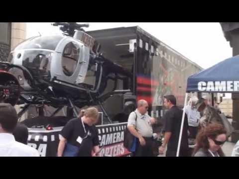 Cine Gear Expo 2009 Tour at Paramount Studios