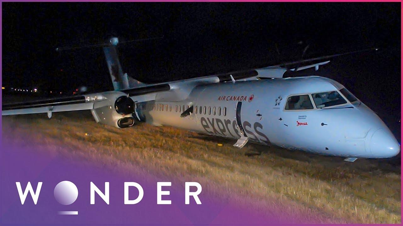 Download The Most Terrifying Plane Landings Ever Captured On Camera | Super Scary Plane Landings | Wonder