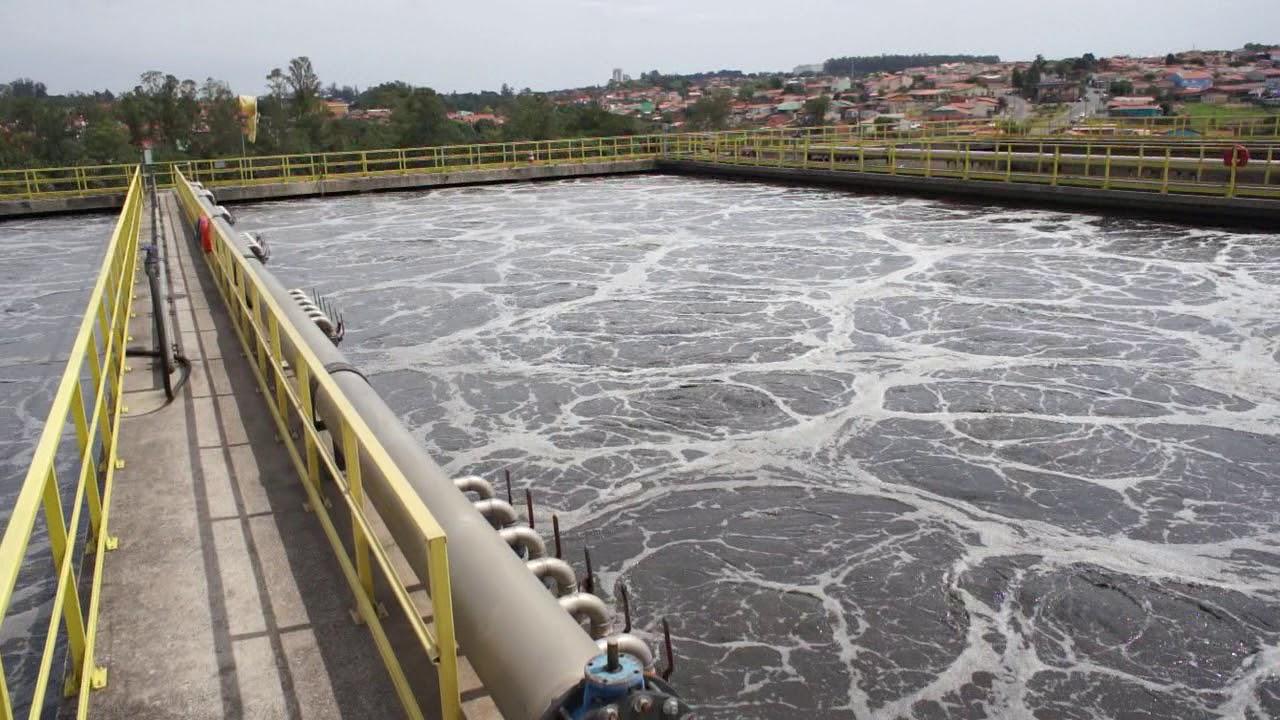 aerators water treatment