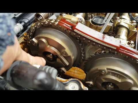 Peugeot 207 ч.3 Регулировка фаз ГРМ... или цепь живи.
