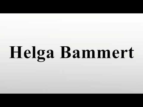 Helga Bammert
