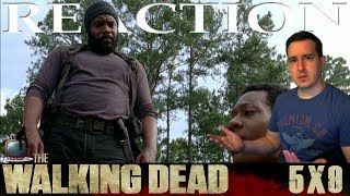 The Walking Dead S05E09 'What Happened' Reaction / Review