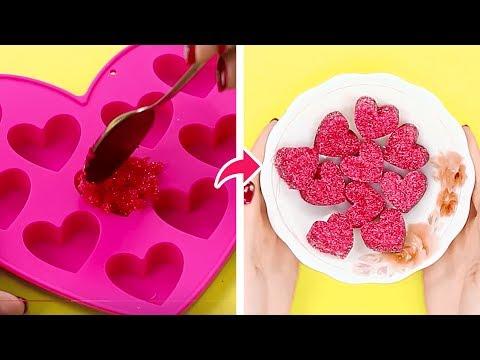 15 Valentinstags Hacks & Geniale Geschenk Ideen / Valentinstag Special