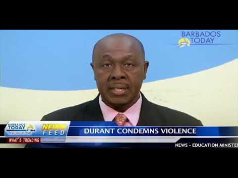 BARBADOS TODAY EVENING UPDATE - April 20, 2018