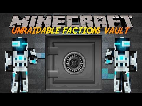 The Best Factions Vault! - Minecraft Tutorial