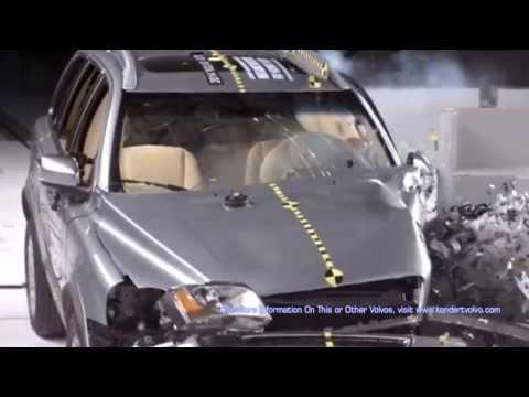 The 2014 Volvo XC90 luxury SUV Earns IIHS TOP SAFETY PICK+ AWARD