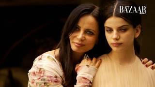 Baixar On Set With Sonia Ben Ammar for Harper's Bazaar Arabia