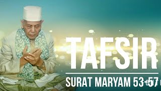 Video KH. SYA'RONI AHMADI KUDUS TAFSIR SURAT MARYAM 53-57 download MP3, 3GP, MP4, WEBM, AVI, FLV Juni 2018